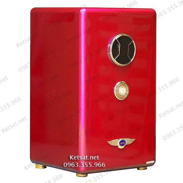 Két sắt vân tay điện tử AifaiBao HK-D80-R