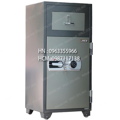 Két sắt thả tiền nhập khẩu Leeco PD100(M)