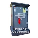 Két sắt Kumho khóa điện tử KN45DT