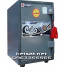 Két sắt gia đình chống cháy khóa cơ phổ thông KCC510