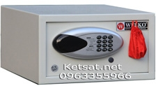 Két sắt mini KS35T